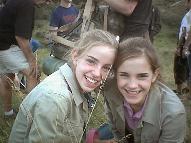 12. And to round out the Harry Potter crew, Emma Watson.