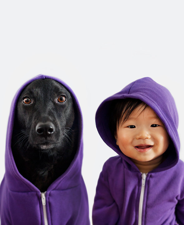 This Baby And His Dog Friend Are The Most Adorable Twins To Ever Exist