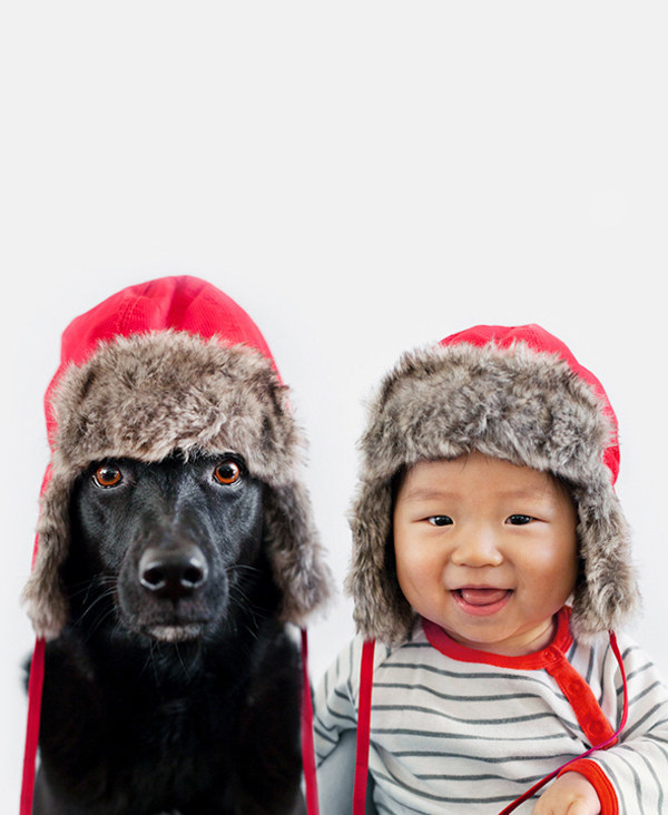 Jasper the baby is a 10-month-old from Los Angeles who loves going for walks, eating pancakes and meatballs, and hanging out with his best friend, Zoey the dog.