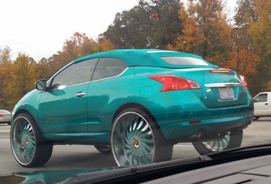 You see the strangest vehicles on the road these days (35 Photos)