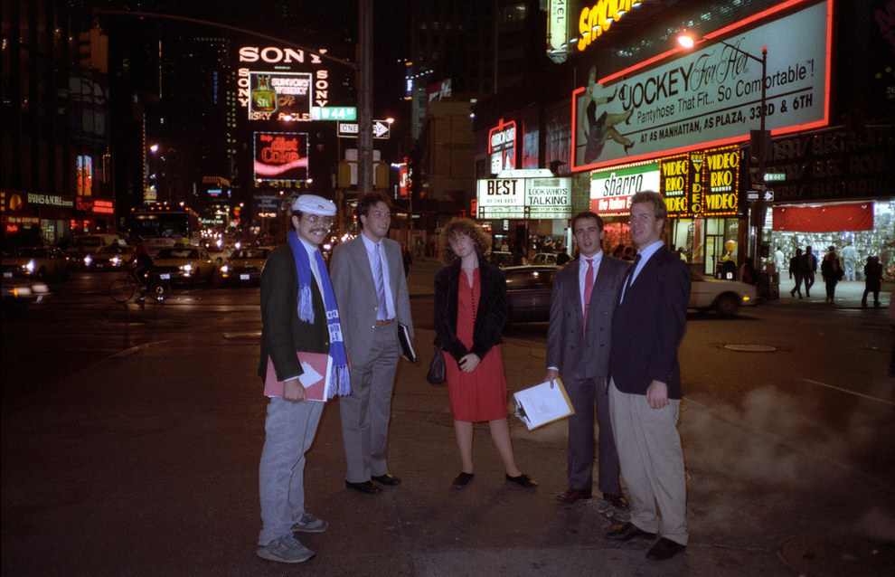 times square 20