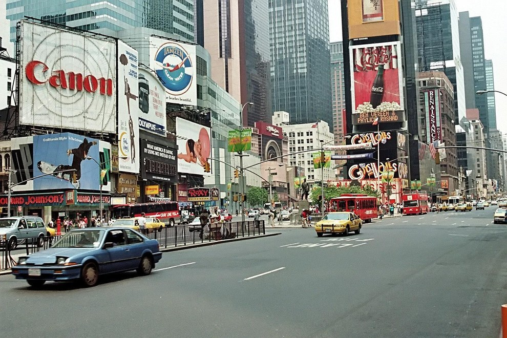 times square 21