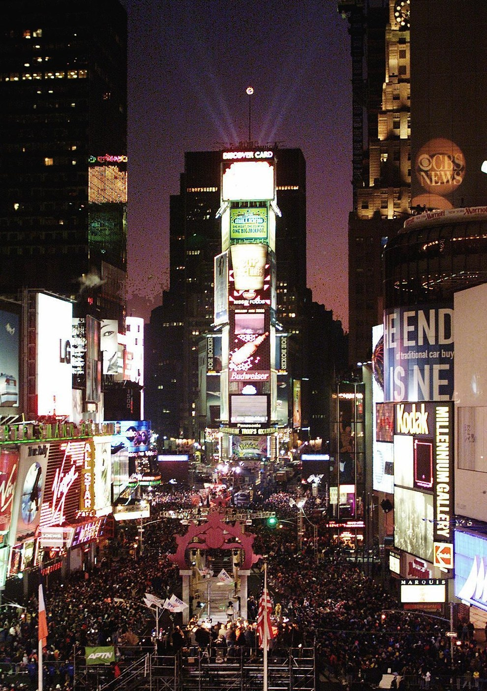 times square 23