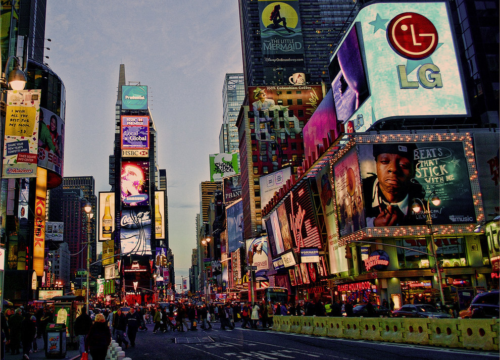 times square 26