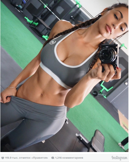 7 Sexiest Fitness Models Who Are Taking