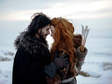 John snow and yggrit